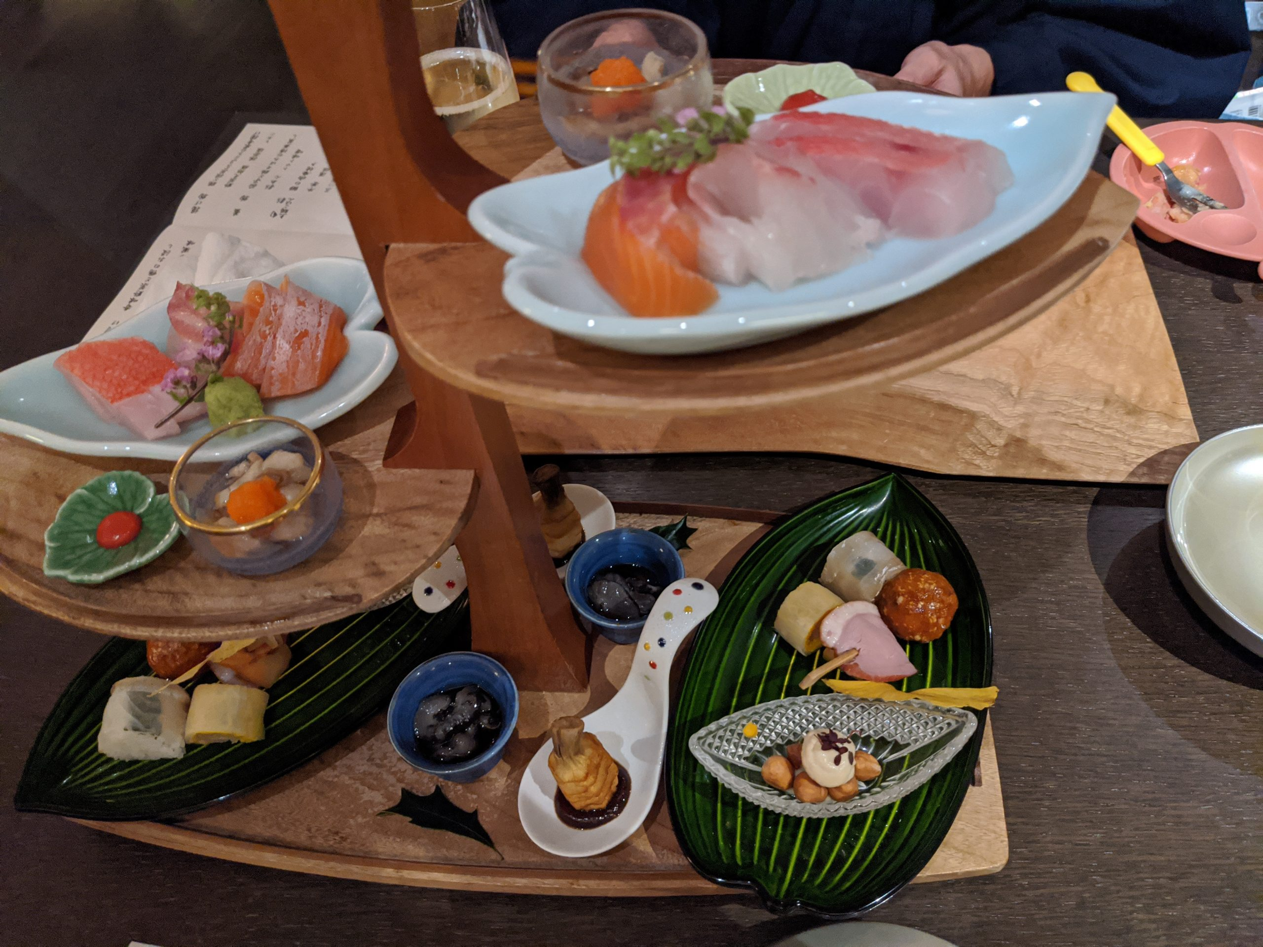 星野リゾート界アンジン夕食3