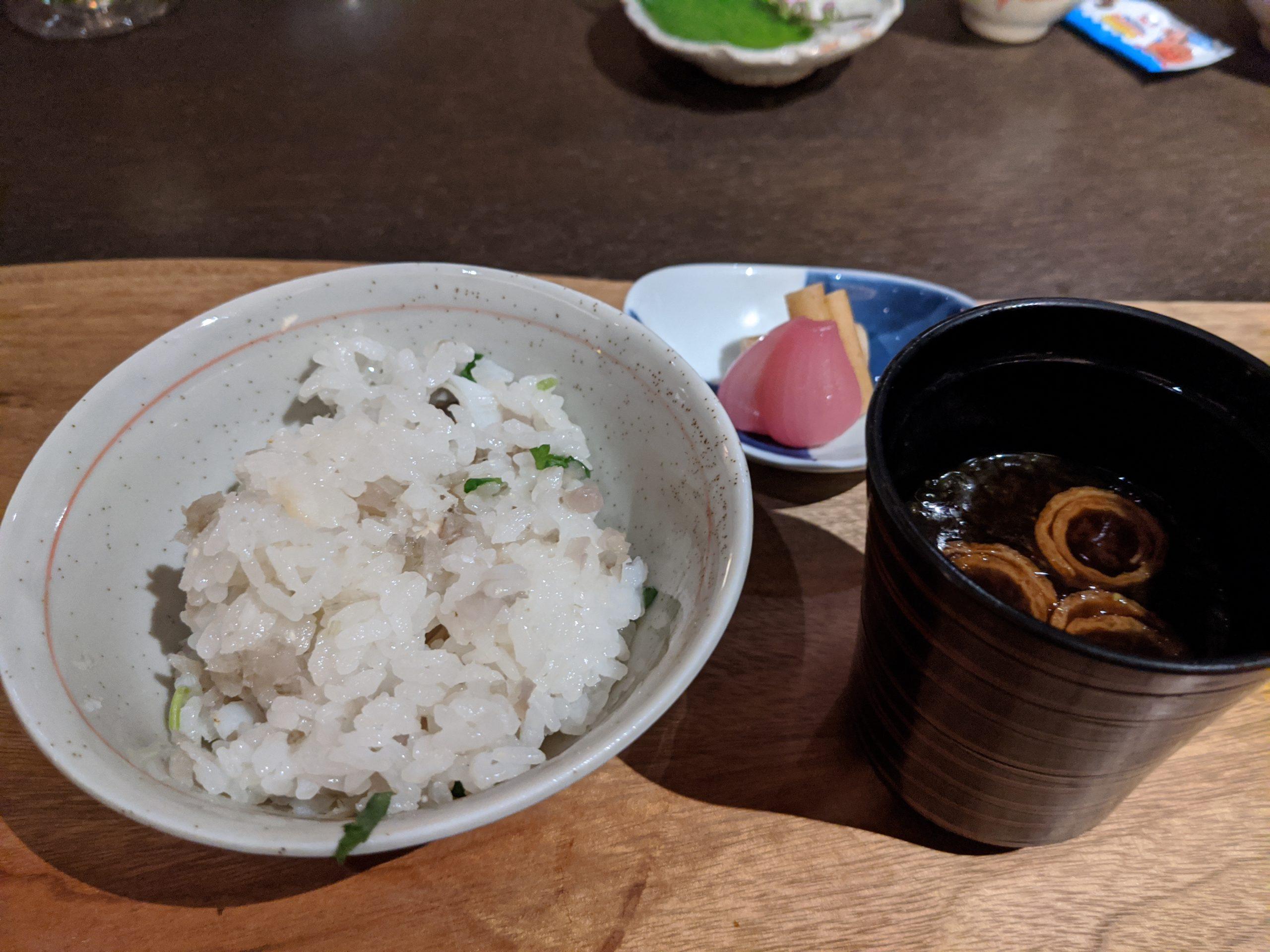 星野リゾート界アンジン夕食8